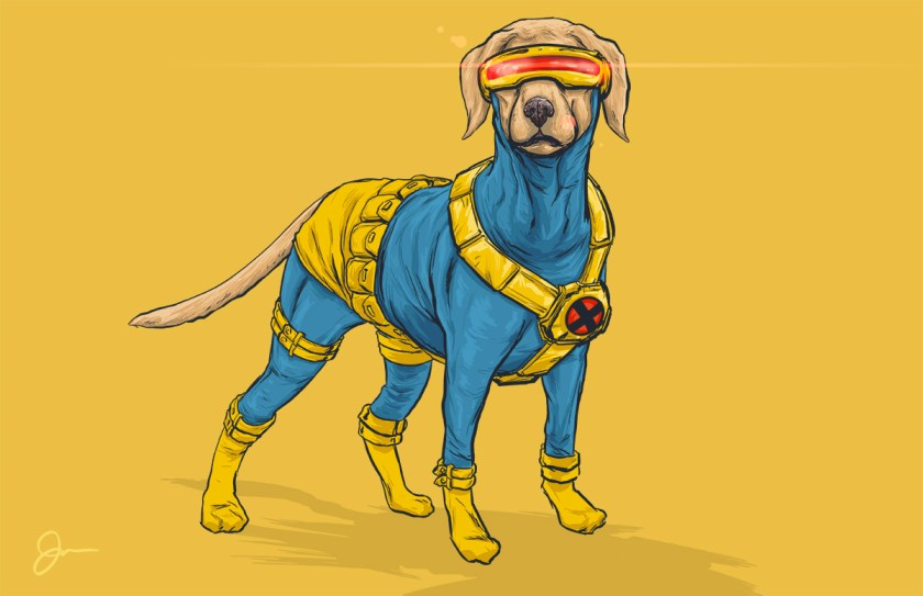 josh lynch marvel dogs 007 cyclops