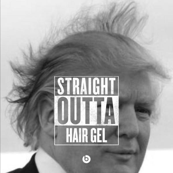 straight outta memes 001 hair gel