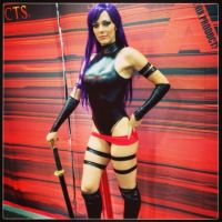 Cosplay Girl: Adrianne Curry