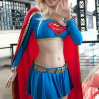 Themes and Characters: DC Cosplay (girls)