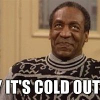 Baby It's Cold Outside: Memes And Jokes