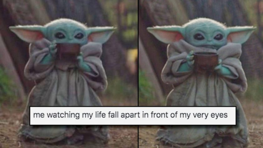 baby yoda Archives - Comics And Memes