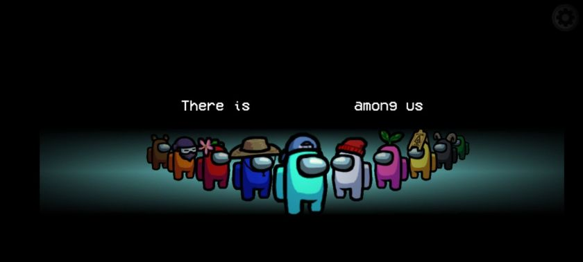 blank among us meme templates crewmates light blue cyan there is an imposter among us