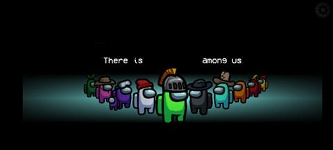 blank among us meme templates crewmates lime light green there is an imposter among us