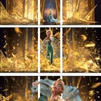 3D Illusions: Split Depths Gifs Images