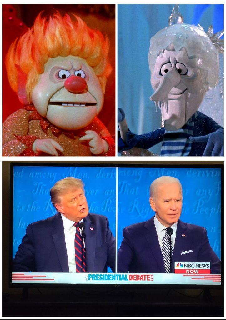 Presidential Debate Memes 2020 Memes and Jokes Page 2 ...