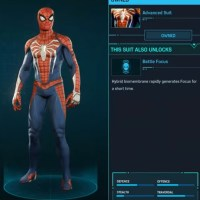 Spider-Man PS4 All Suits (Powers & Unlock)