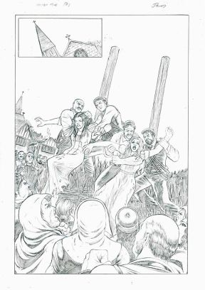 pencils from Witches Trine