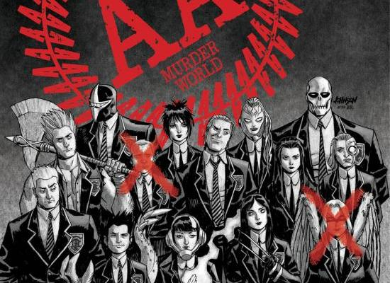 'Avengers Arena' pits X-23, Avengers Academy, Runaways in fight to the death