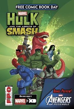 Marvel FCBD13_Hulk_Agents of Smash.jpg