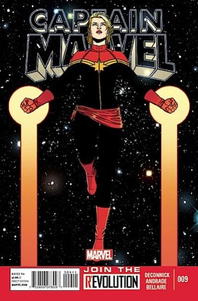 captain marvel marvel