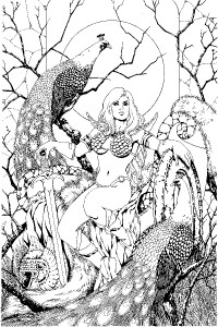 Red-Sonja-Doran-BW