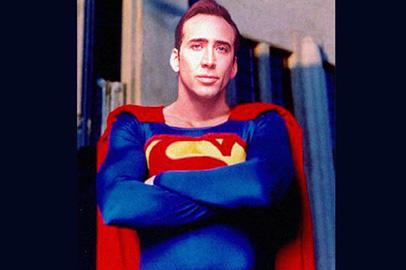 Superman Nicolas Cage