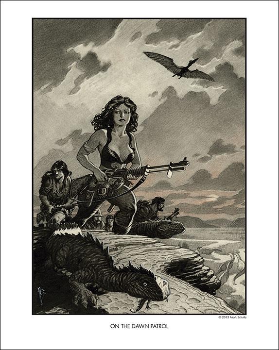Flesk-Mark-Schultz-Comic-Con-2013-print