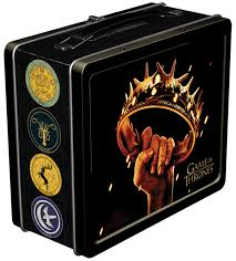 Game ofhtornes lunchbox