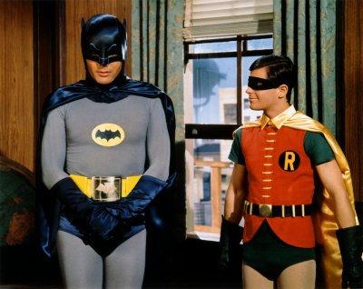 Batman and robin tv