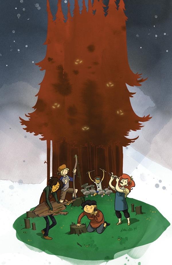 Lumberjanes 001 - Laughing Ogre-Big Planet Exclusive.jpg