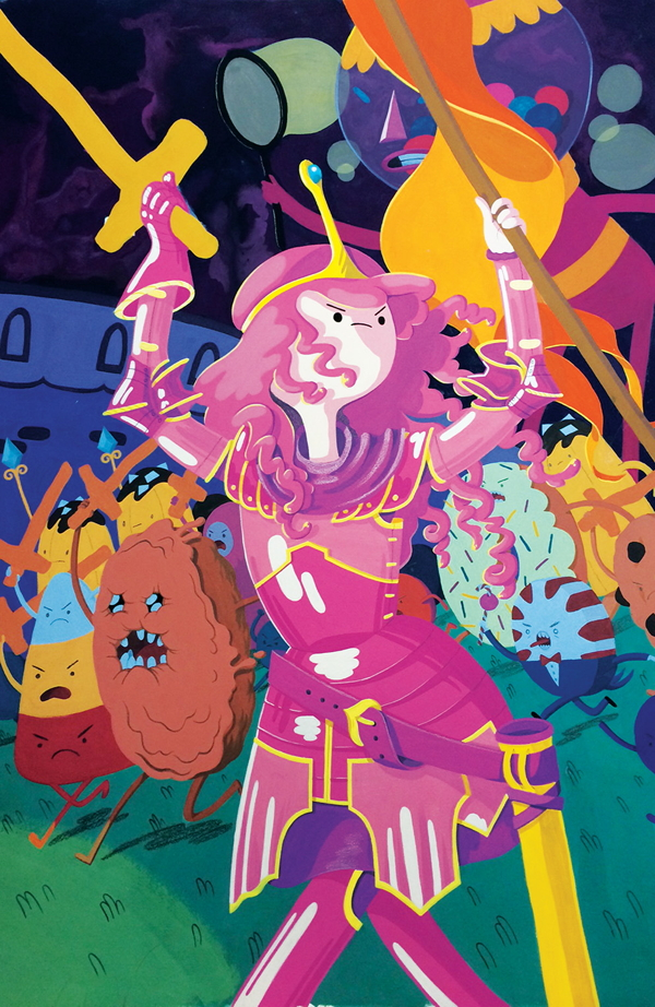 Nice Art: All the new and kids titles from Boom! Studios in January ...