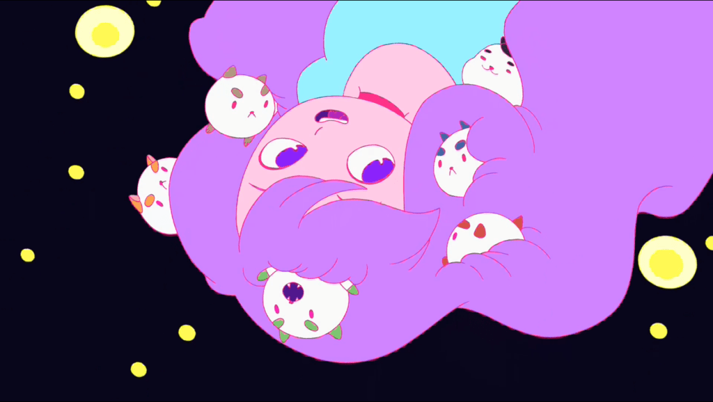 Not A Drill Cutest Show Ever Bee Puppycat Premiers Tomorrow