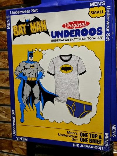 underoos batman