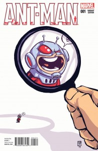 'Ant-Man' #1 variant by Skottie Young