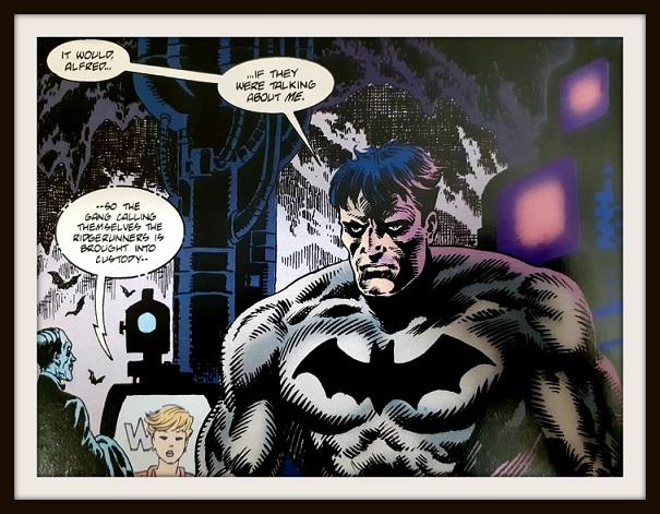 Gotham Comics  Issue #16 Wings - Bruce Wayne