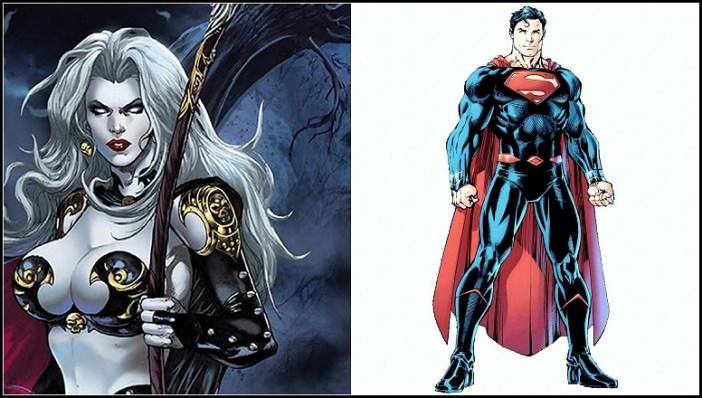 Lady Death - Superman