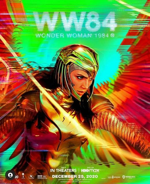 Wonder Wonder 1984 - Movie - DC Comics