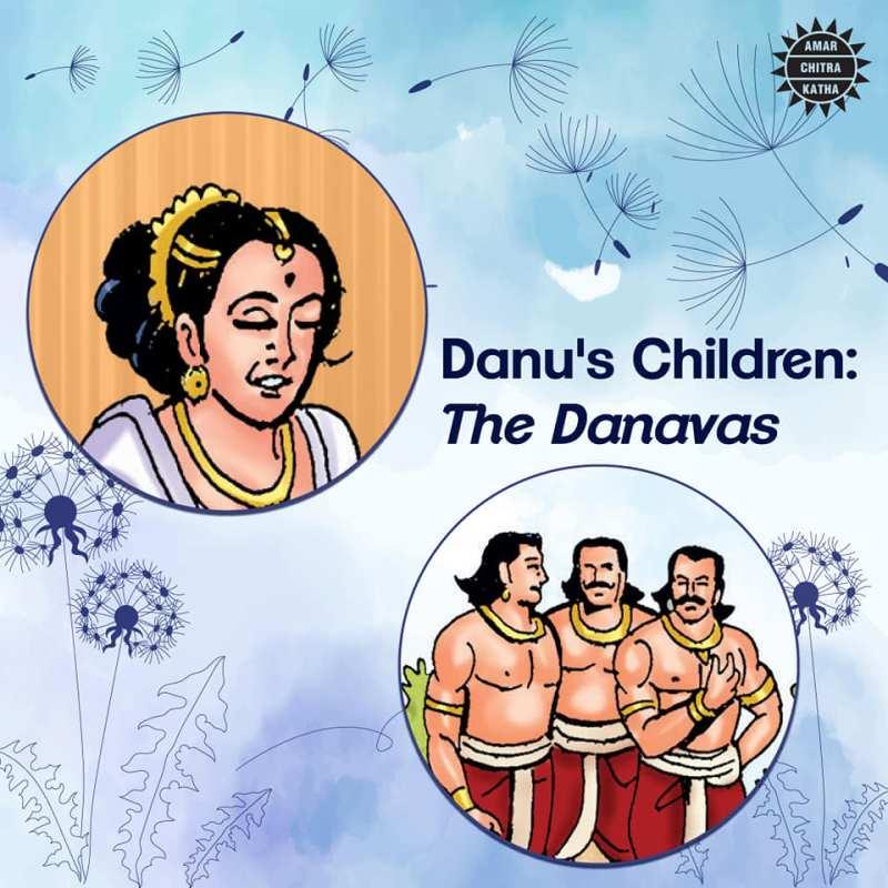Amar-Chitra-Katha-Danavas