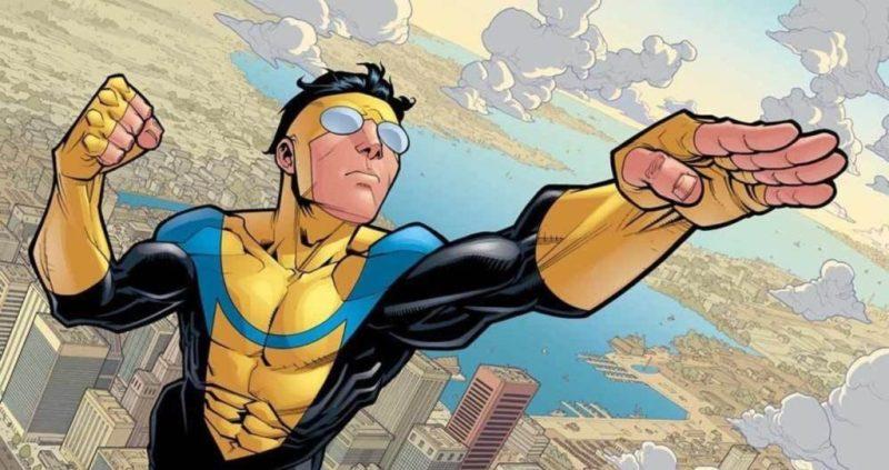 Invincible Comics and Series