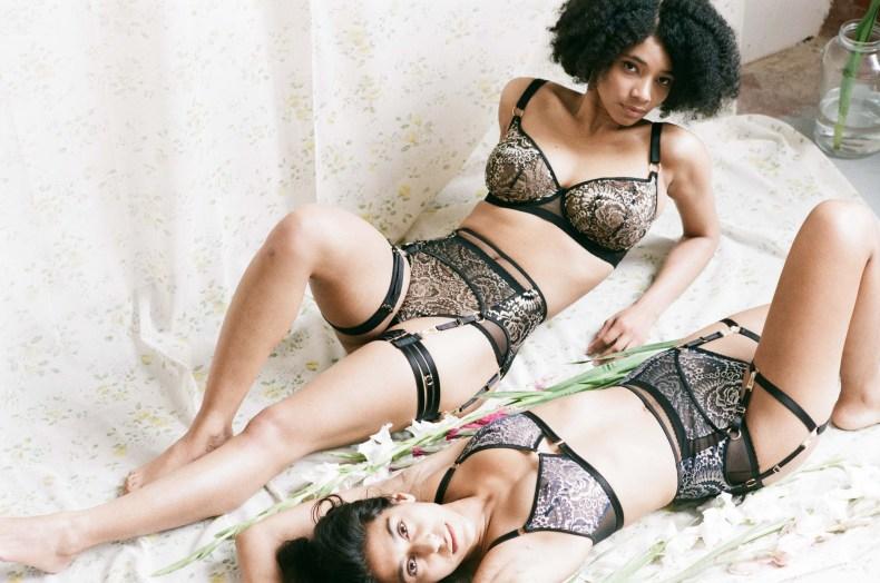 Ellesmere lingerie