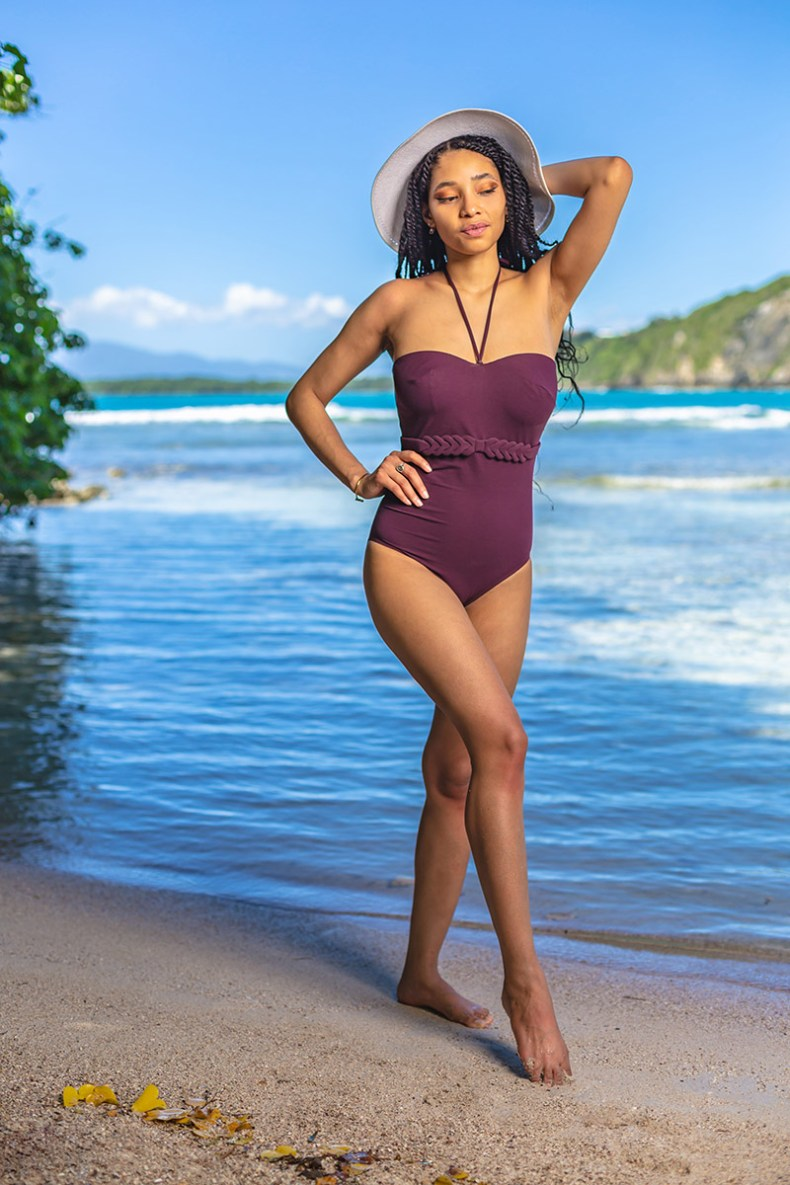 Empreinte swimsuit