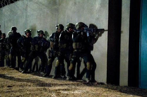 Seal Team Six: The Raid on Osama Bin Laden US Traffic Code: 9877