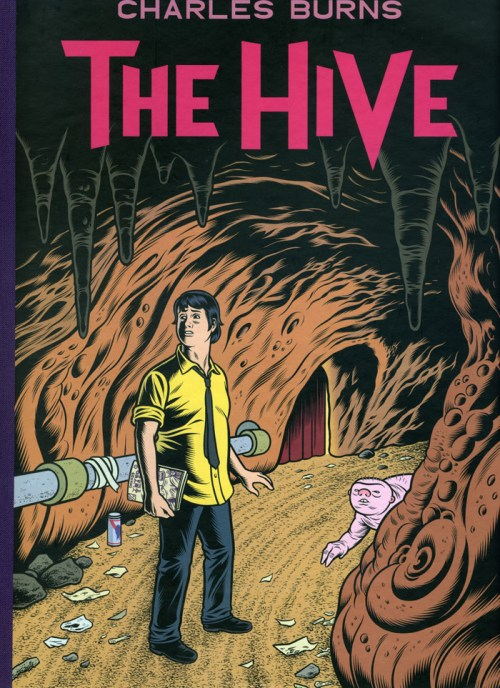 1 Charles Burns The Hive 2012