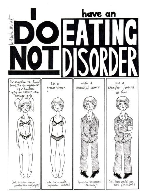 I Do Not Have An Eating Disorder Khale McHurst