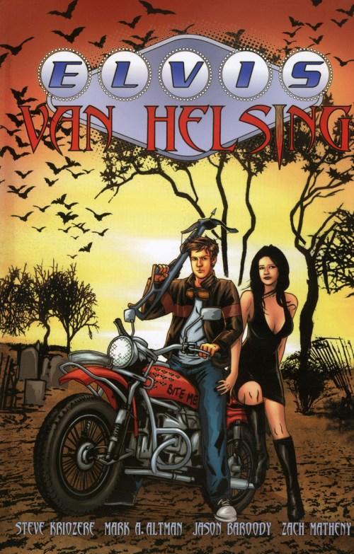 Elvis Van Helsing Kriozere Altman