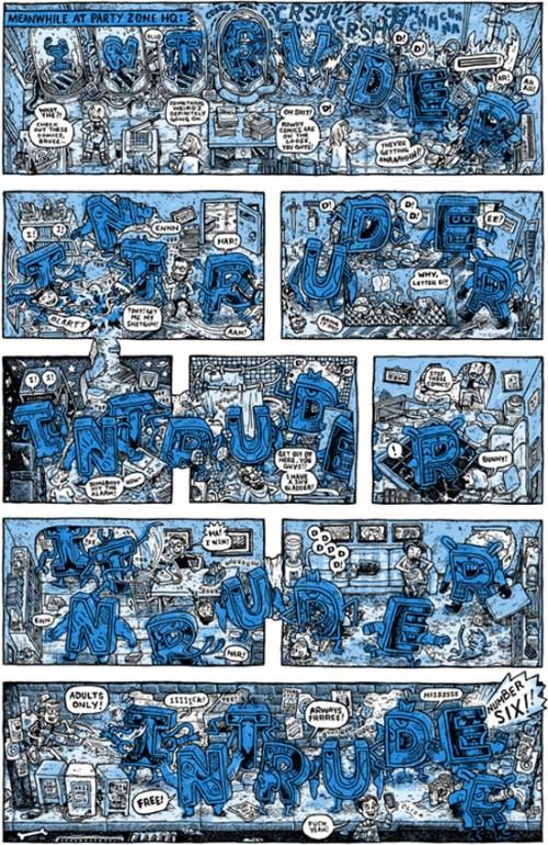 Intruder-Number-6-comics