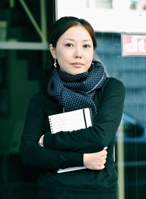 Director Miwa Nishikawa