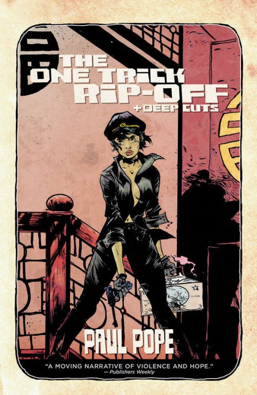 One Trick Rip-Off Paul Pope