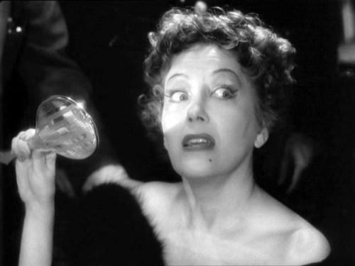 "Gloria Swanson in ""Sunset Boulevard,"" 1950"