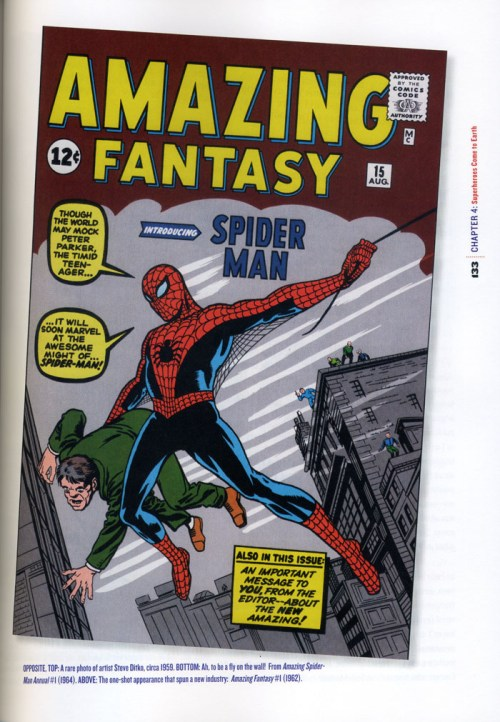 Spider-Man-Steve-Ditko-Superheroes-2013