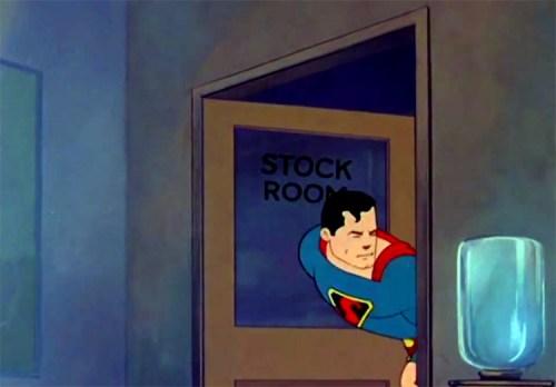 Superman, Fleischer Studios, 1941-1942