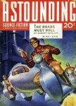 ASTOUNDING SCIENCE FICTION magazine