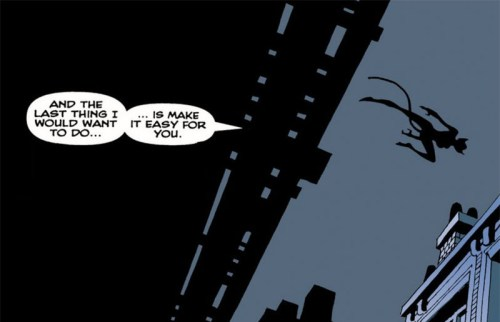 """From """"The Long Halloween"""" by Jeph Loeb and Tim Sale"""