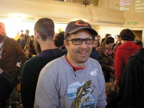 John Porcellino, Short Run, 15 November 2014