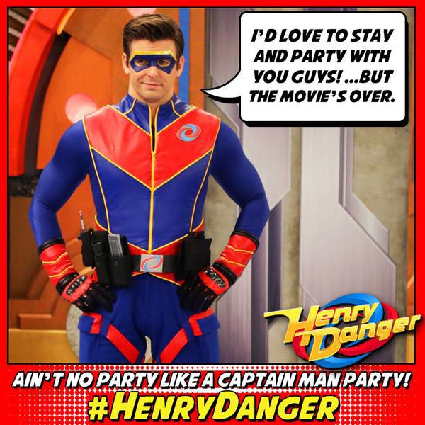 Henry Danger Porn