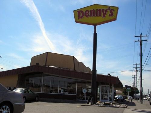 Denny's in Seattle's SoDo District