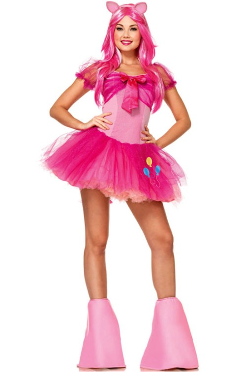 Pinky Pie Adult Costume available at PureCostumes.com