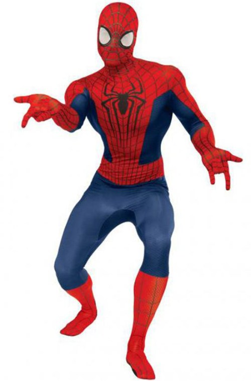 Spider-Man costume available at PureCostumes.com