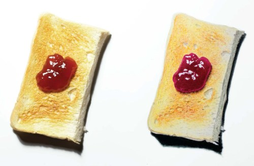 Toast--from The Realism Challenge by Mark Crilley--2015
